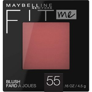 Maybelline New York Fit Me Blush, Berry, 0.16 fl. oz.